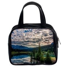 Banff National Park 2 Classic Handbags (2 Sides) by trendistuff