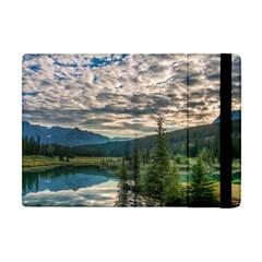Banff National Park 2 Apple Ipad Mini Flip Case by trendistuff
