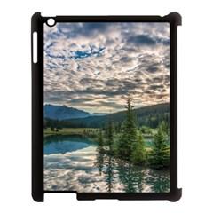Banff National Park 2 Apple Ipad 3/4 Case (black) by trendistuff