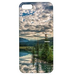 Banff National Park 2 Apple Iphone 5 Hardshell Case With Stand by trendistuff