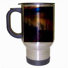 Banff National Park 1 Travel Mug (silver Gray) by trendistuff