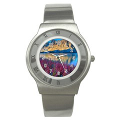 Banff National Park 1 Stainless Steel Watches by trendistuff
