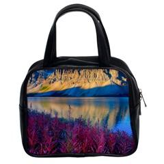 Banff National Park 1 Classic Handbags (2 Sides) by trendistuff