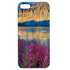 Banff National Park 1 Apple Iphone 5 Hardshell Case With Stand by trendistuff