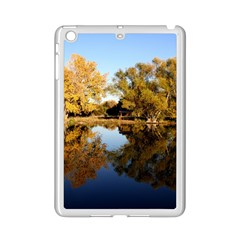 Autumn Lake Ipad Mini 2 Enamel Coated Cases by trendistuff