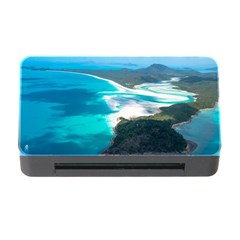 Whitehaven Beach 2 Memory Card Reader With Cf by trendistuff