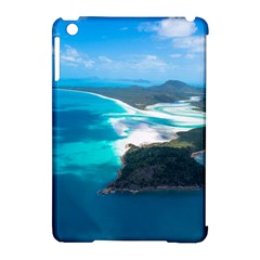 WHITEHAVEN BEACH 2 Apple iPad Mini Hardshell Case (Compatible with Smart Cover) by trendistuff