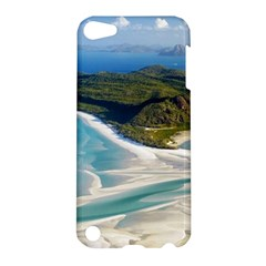 Whitehaven Beach 1 Apple Ipod Touch 5 Hardshell Case by trendistuff