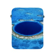 Great Blue Hole 2 Apple Ipad 2/3/4 Protective Soft Cases by trendistuff