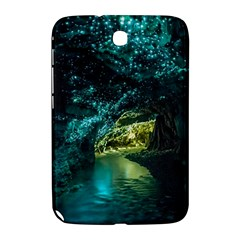 Waitomo Glowworm Samsung Galaxy Note 8 0 N5100 Hardshell Case  by trendistuff