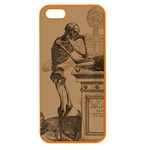 Vintage Skeletons Apple Seamless iPhone 5 Case (Color)