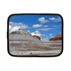 Petrified Forrest Tepees Netbook Case (small)  by trendistuff