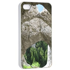 Limestone Formations Apple Iphone 4/4s Seamless Case (white) by trendistuff