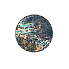 Huanglong Pools Hat Clip Ball Marker by trendistuff