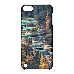 Huanglong Pools Apple Ipod Touch 5 Hardshell Case With Stand by trendistuff