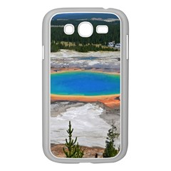 Grand Prismatic Samsung Galaxy Grand Duos I9082 Case (white) by trendistuff