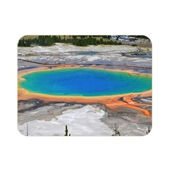 Grand Prismatic Double Sided Flano Blanket (mini)  by trendistuff