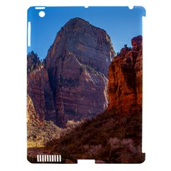 Zion National Park Apple Ipad 3/4 Hardshell Case (compatible With Smart Cover) by trendistuff