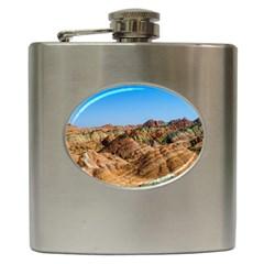 ZHANGYE DANXIA Hip Flask (6 oz) by trendistuff