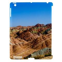 Zhangye Danxia Apple Ipad 3/4 Hardshell Case (compatible With Smart Cover) by trendistuff