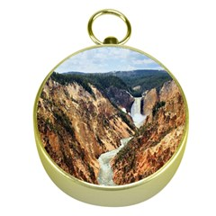 Yellowstone Gc Gold Compasses by trendistuff