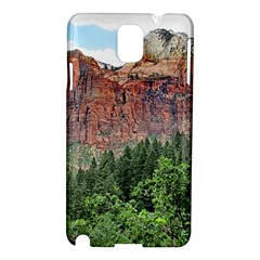 Upper Emerald Trail Samsung Galaxy Note 3 N9005 Hardshell Case by trendistuff