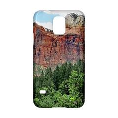 Upper Emerald Trail Samsung Galaxy S5 Hardshell Case  by trendistuff