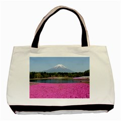 Shibazakura Basic Tote Bag (two Sides)  by trendistuff