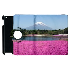 Shibazakura Apple Ipad 3/4 Flip 360 Case by trendistuff