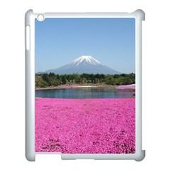 Shibazakura Apple Ipad 3/4 Case (white) by trendistuff