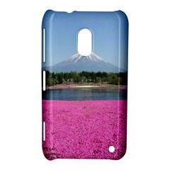 Shibazakura Nokia Lumia 620 by trendistuff