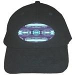 Modern Pattern Factory 01 Black Cap