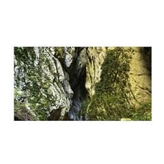 Mountain Path Satin Wrap by trendistuff