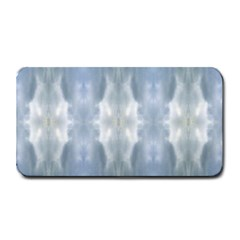Ice Crystals Abstract Pattern Medium Bar Mats by Costasonlineshop