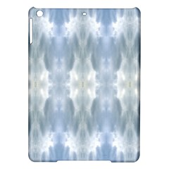 Ice Crystals Abstract Pattern Ipad Air Hardshell Cases by Costasonlineshop