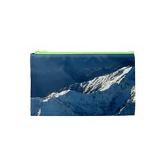 Mount Tapuaenuku Cosmetic Bag (xs) by trendistuff