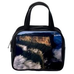 Mount Roraima 2 Classic Handbags (one Side) by trendistuff