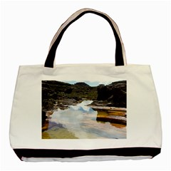 MOUNT RORAIMA 1 Basic Tote Bag (Two Sides)  by trendistuff