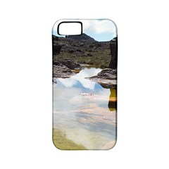 Mount Roraima 1 Apple Iphone 5 Classic Hardshell Case (pc+silicone) by trendistuff