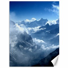 Kangchenjunga Canvas 36  X 48   by trendistuff
