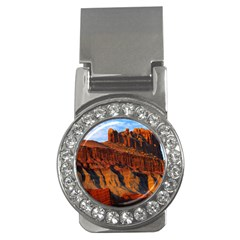 GRAND CANYON 3 Money Clips (CZ)  by trendistuff