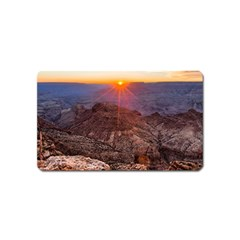 Grand Canyon 1 Magnet (name Card) by trendistuff