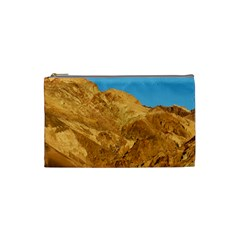 Death Valley Cosmetic Bag (small)  by trendistuff