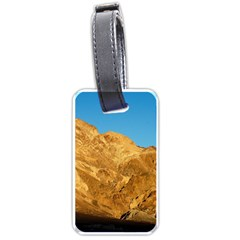 Death Valley Luggage Tags (two Sides) by trendistuff