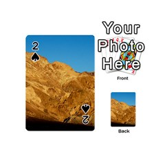 Death Valley Playing Cards 54 (mini)  by trendistuff