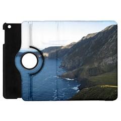 Croaghaun Cliffs Apple Ipad Mini Flip 360 Case by trendistuff