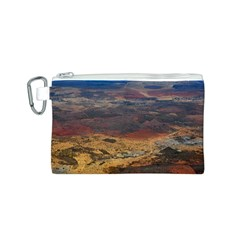 Chapada Diamantina 3 Canvas Cosmetic Bag (s) by trendistuff