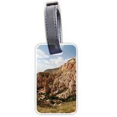 Cappadocia 2 Luggage Tags (two Sides) by trendistuff