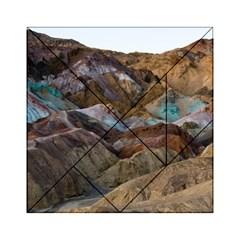 Artists Palette 2 Acrylic Tangram Puzzle (6  X 6 ) by trendistuff