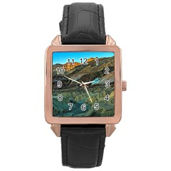 Artists Palette 1 Rose Gold Watches by trendistuff